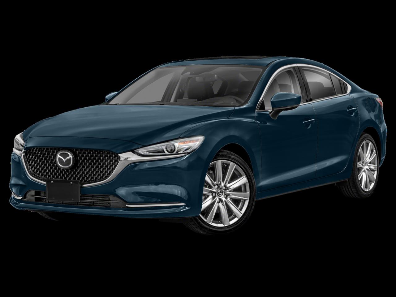 Mazda 2021 Mazda6 Grand Touring Reserve