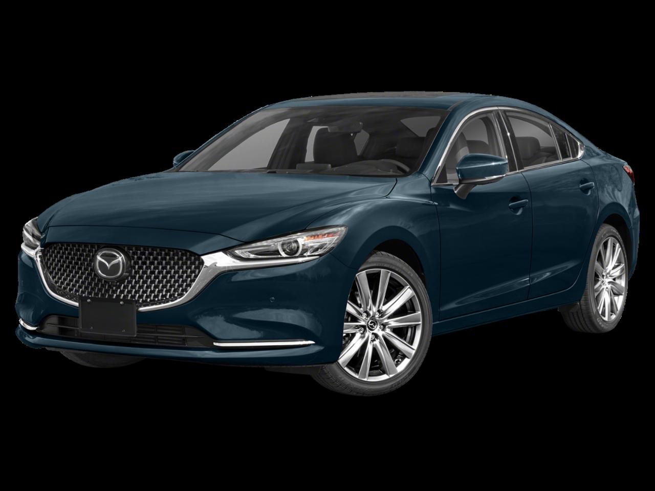 Mazda 2021 Mazda6 Signature