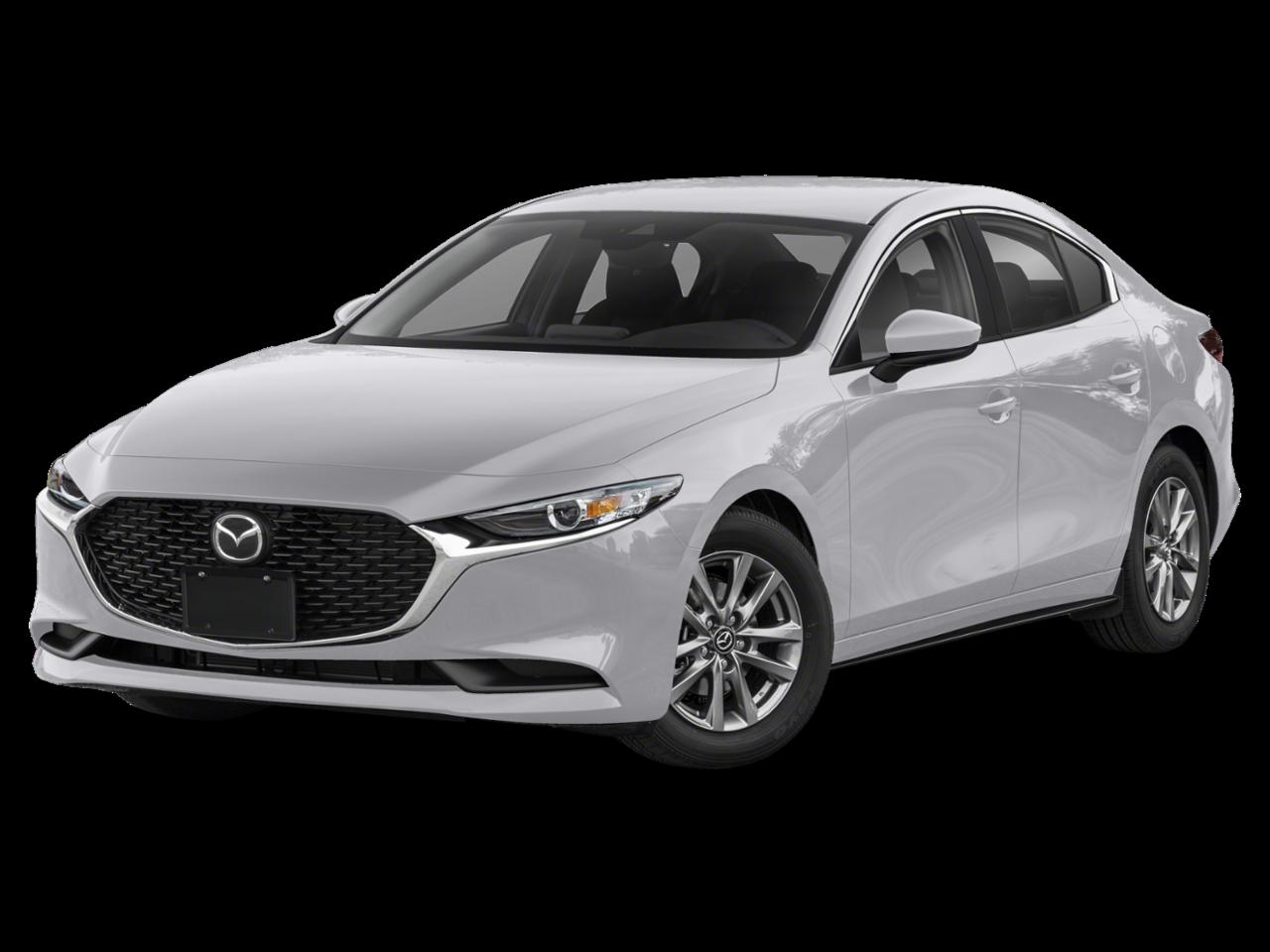 Mazda 2021 Mazda3 Sedan 2.5 S