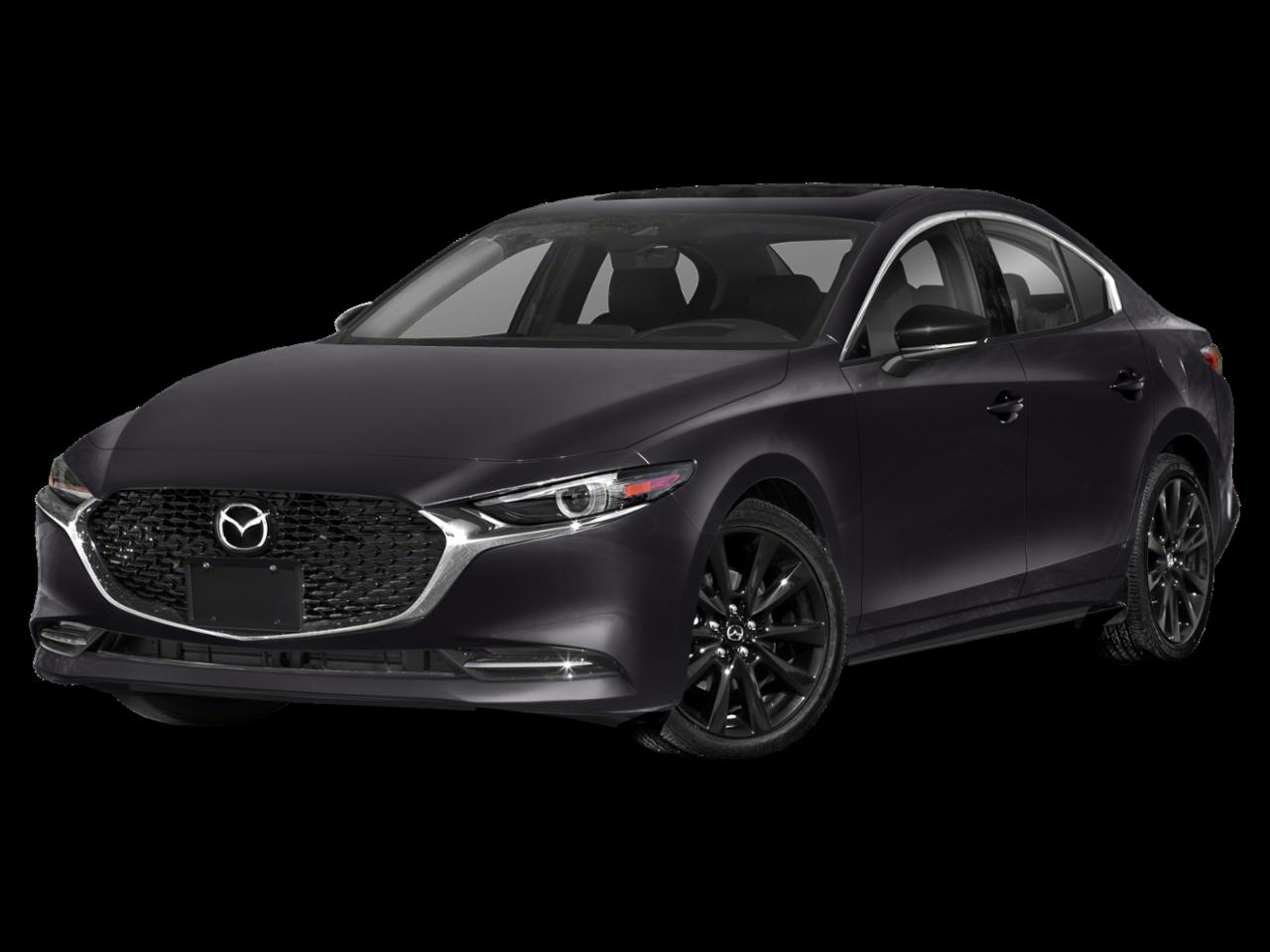 Mazda 2021 Mazda3 Sedan 2.5 Turbo