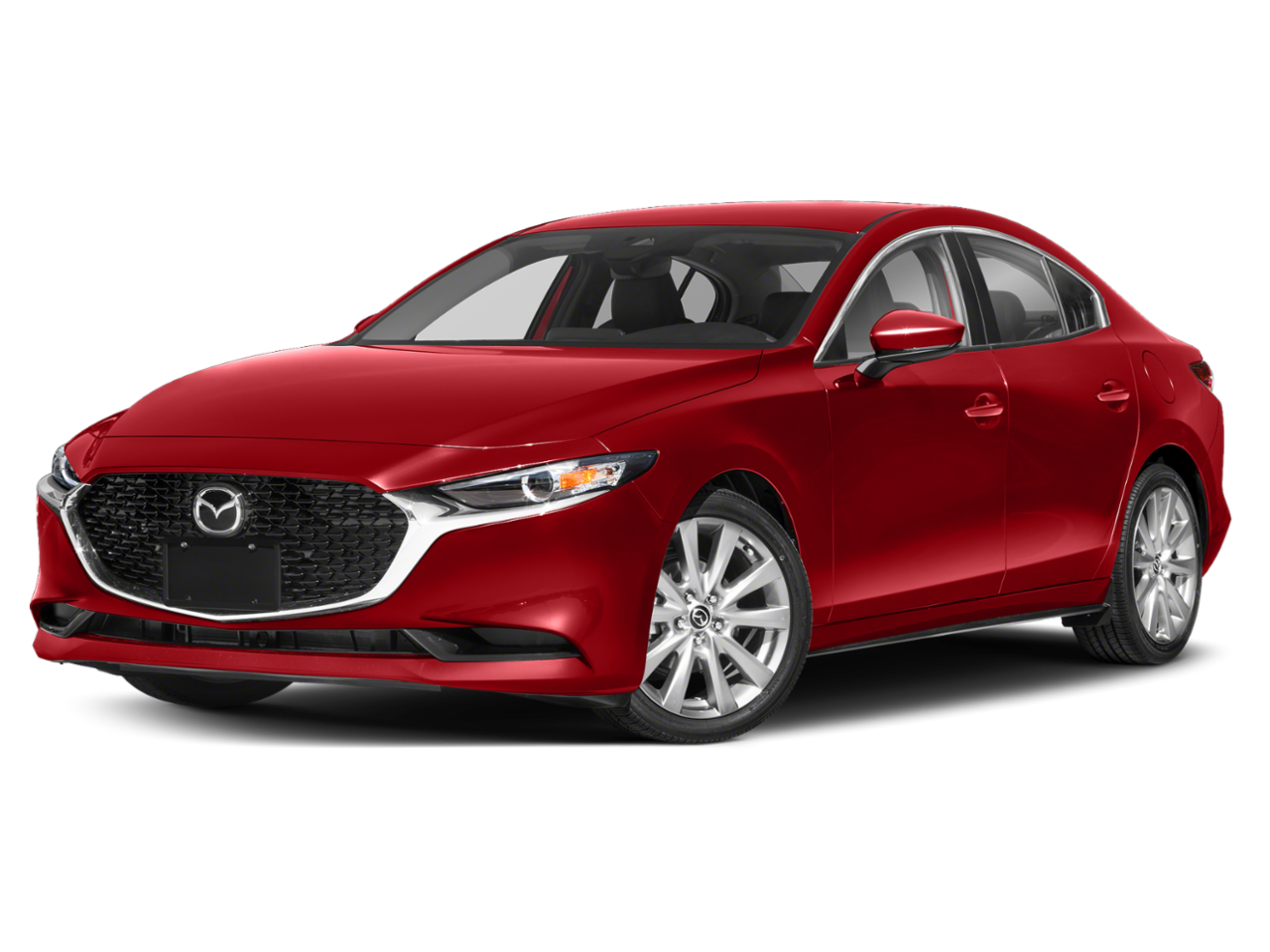 Mazda 2021 Mazda3 Sedan Preferred