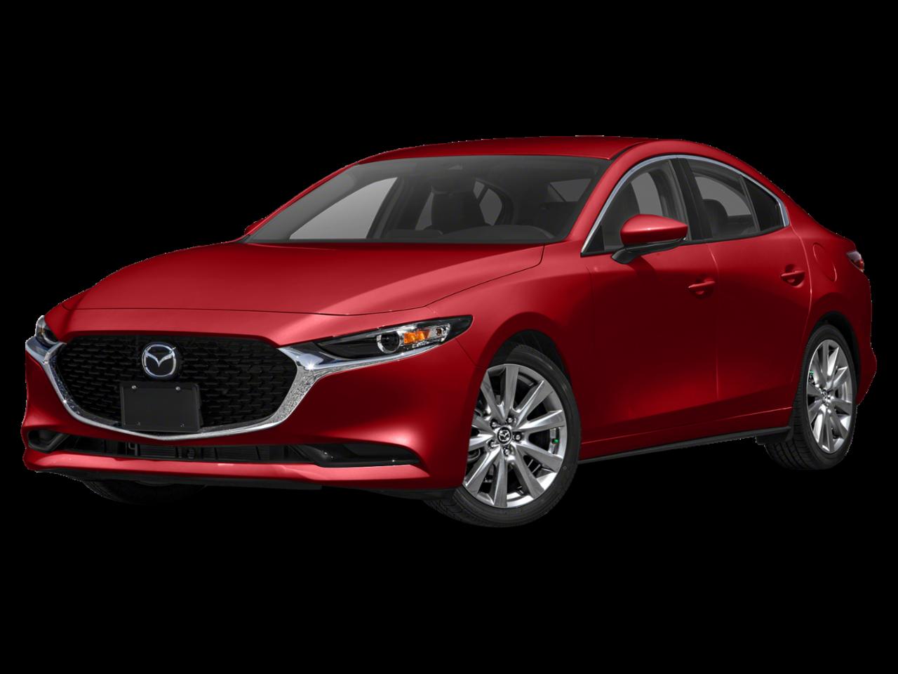 Mazda 2021 Mazda3 Sedan Select