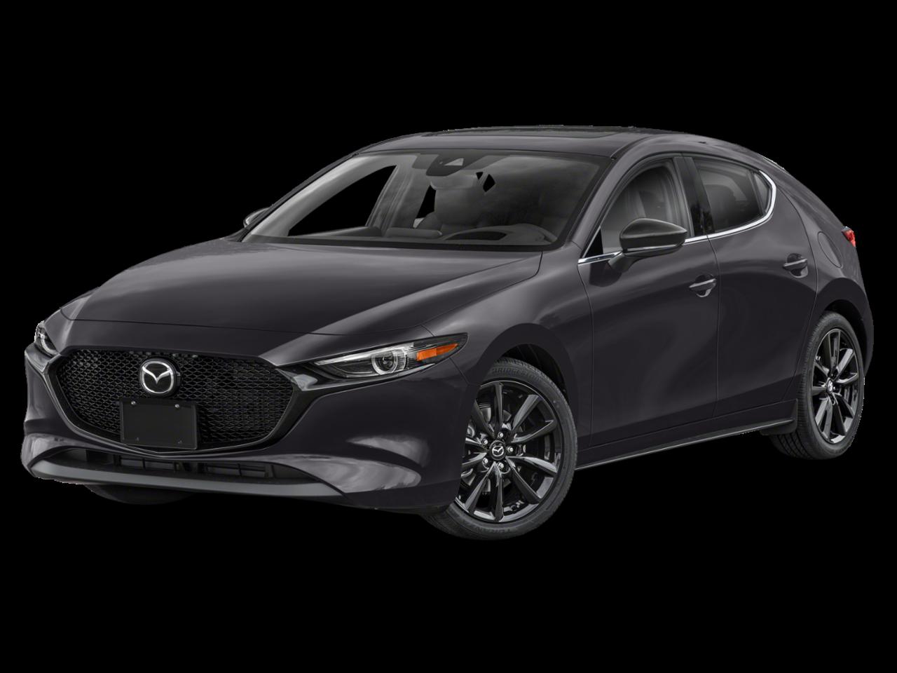 Mazda 2021 Mazda3 Hatchback 2.5 Turbo