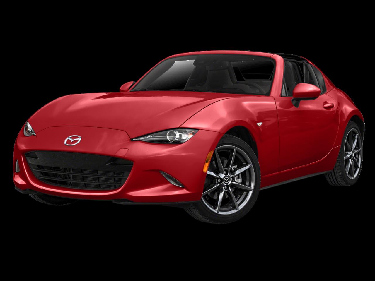 Mazda 2021 MX-5 Miata RF Grand Touring