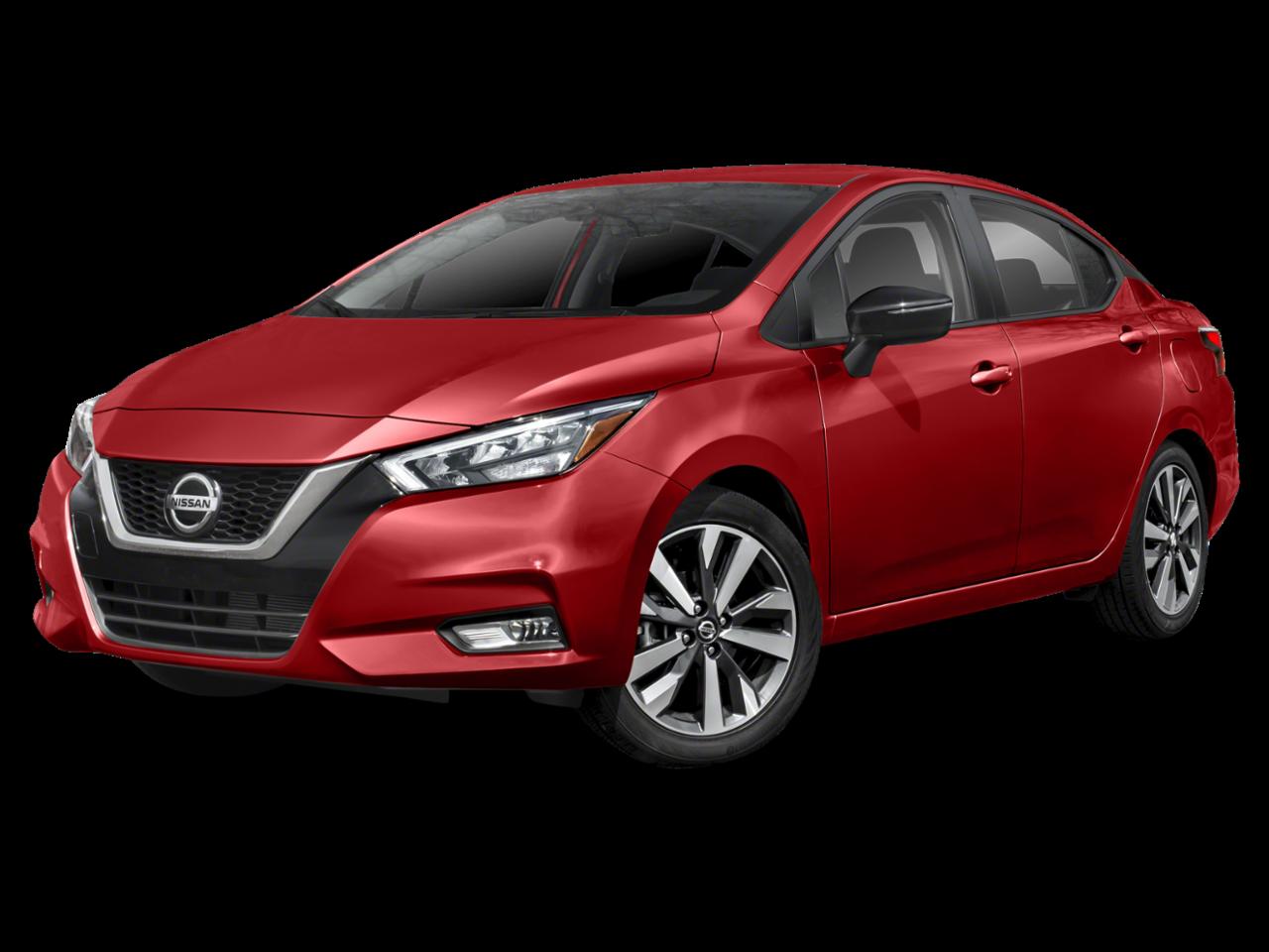 Nissan 2021 Versa SR