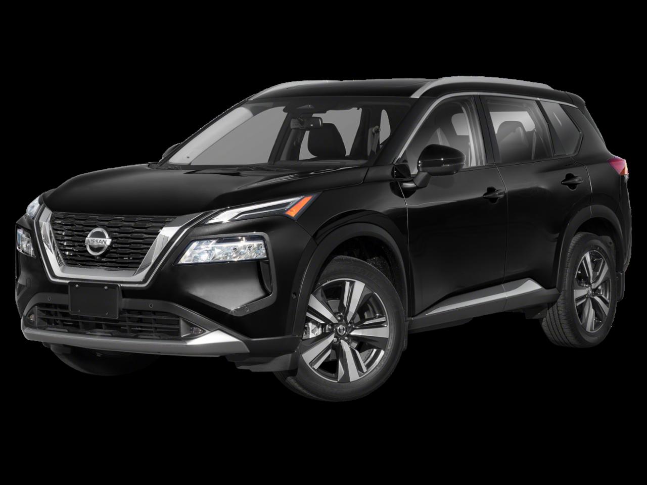 Nissan 2021 Rogue SV