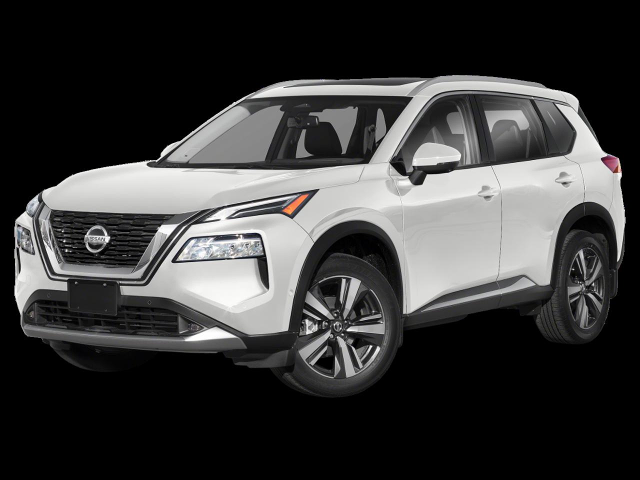 Nissan 2021 Rogue Platinum