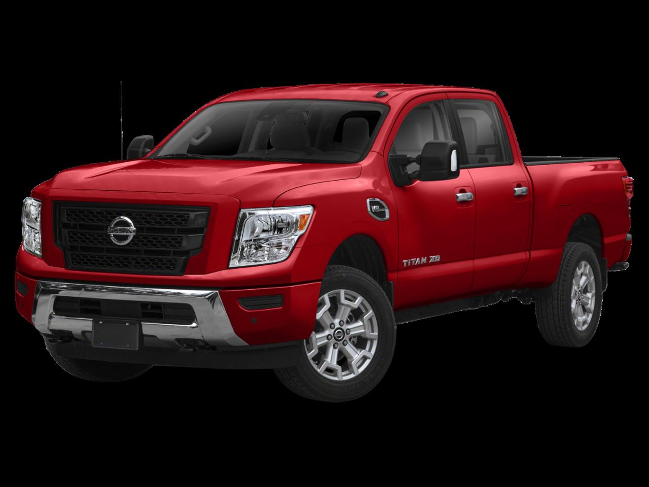 Nissan 2021 Titan XD Platinum Reserve
