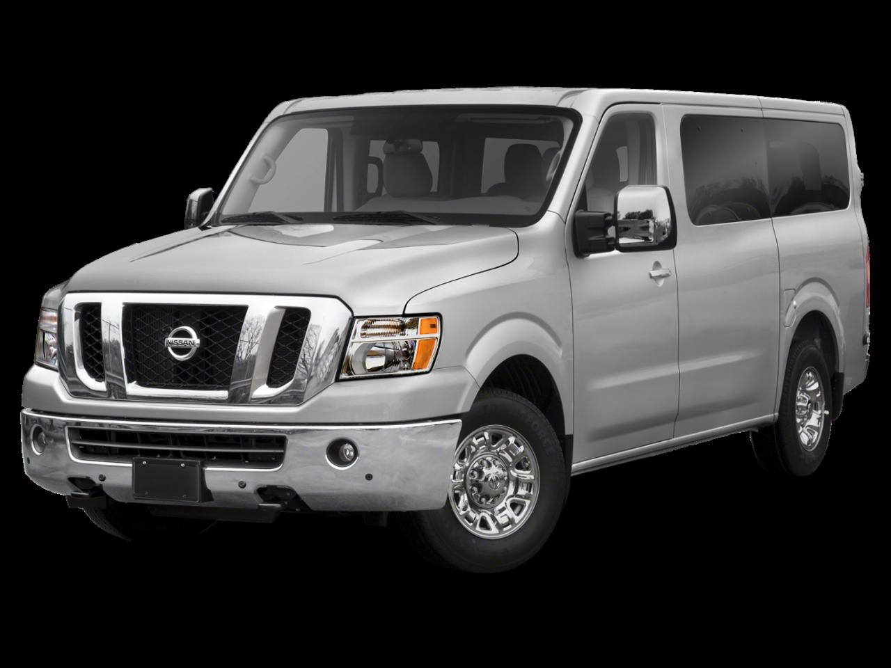 Nissan 2021 NV Passenger NV3500 HD S