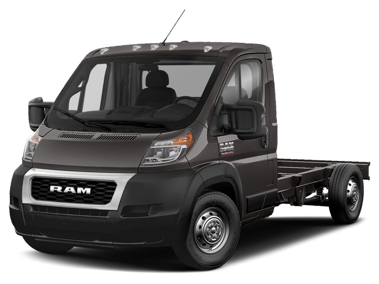 """Ram 2021 ProMaster Chassis Cab 3500 136"""" WB 81"""" CA"""