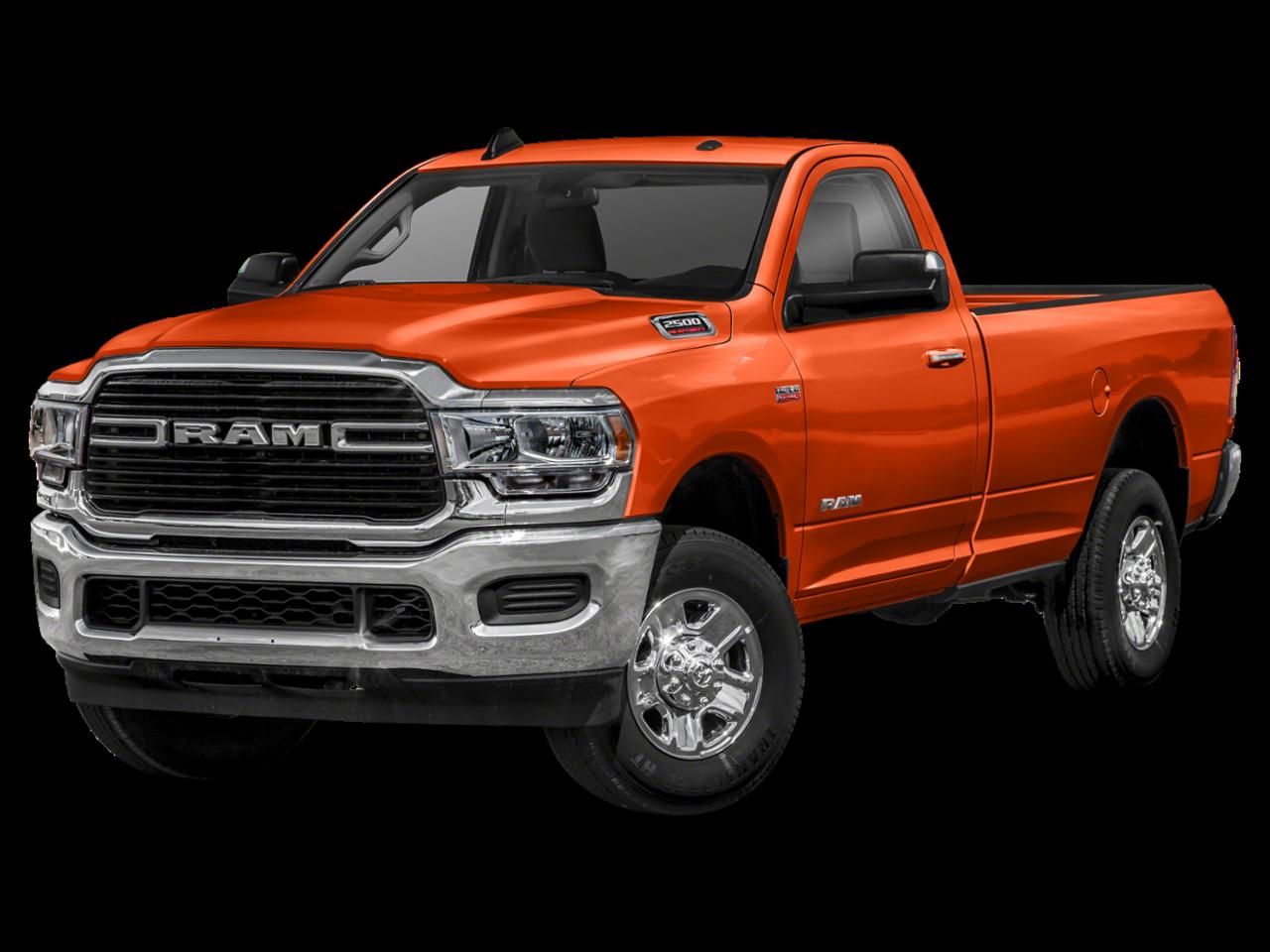 Ram 2021 2500 Tradesman