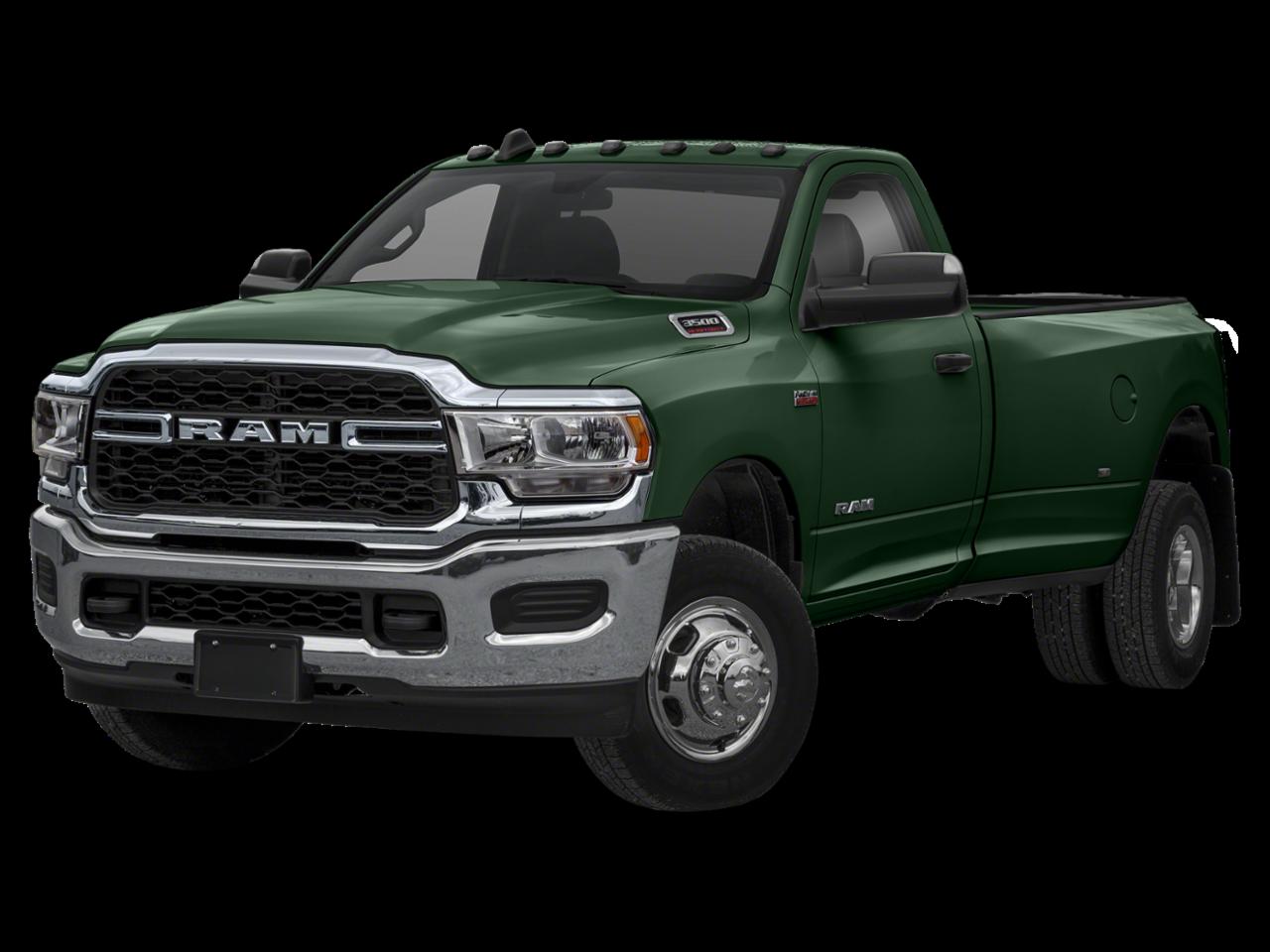 Ram 2021 3500 Tradesman