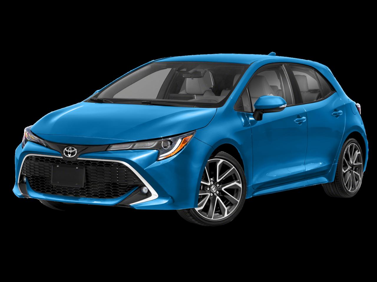 Toyota 2021 Corolla Hatchback XSE