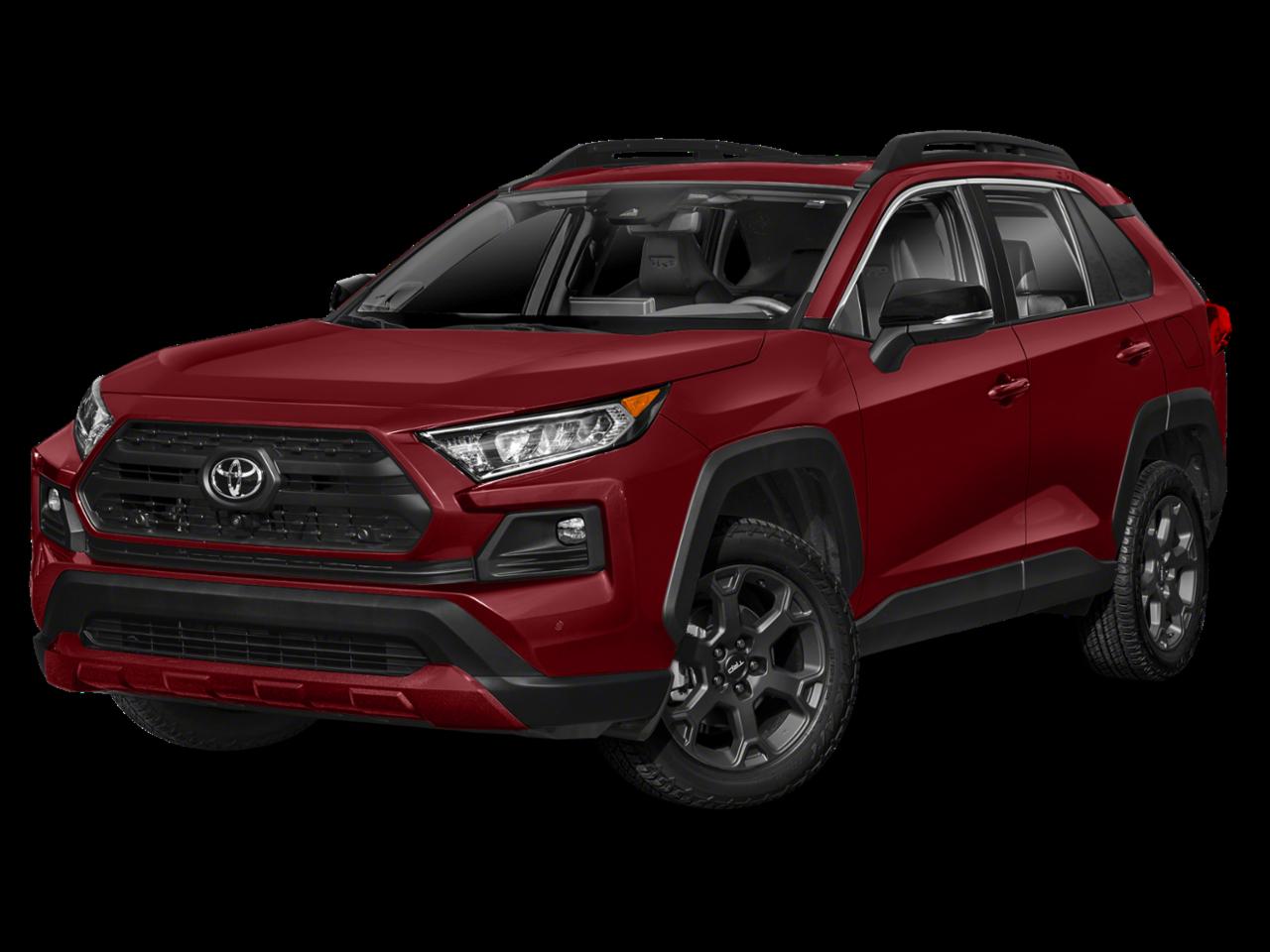 Toyota 2021 RAV4 TRD Off Road