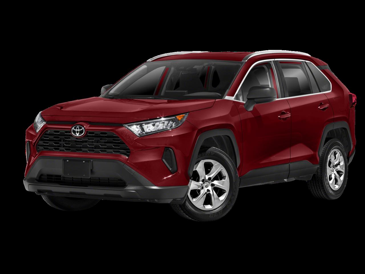 Toyota 2021 RAV4 LE