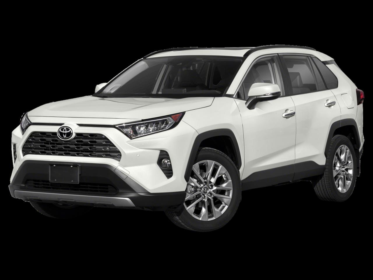 Toyota 2021 RAV4 Limited