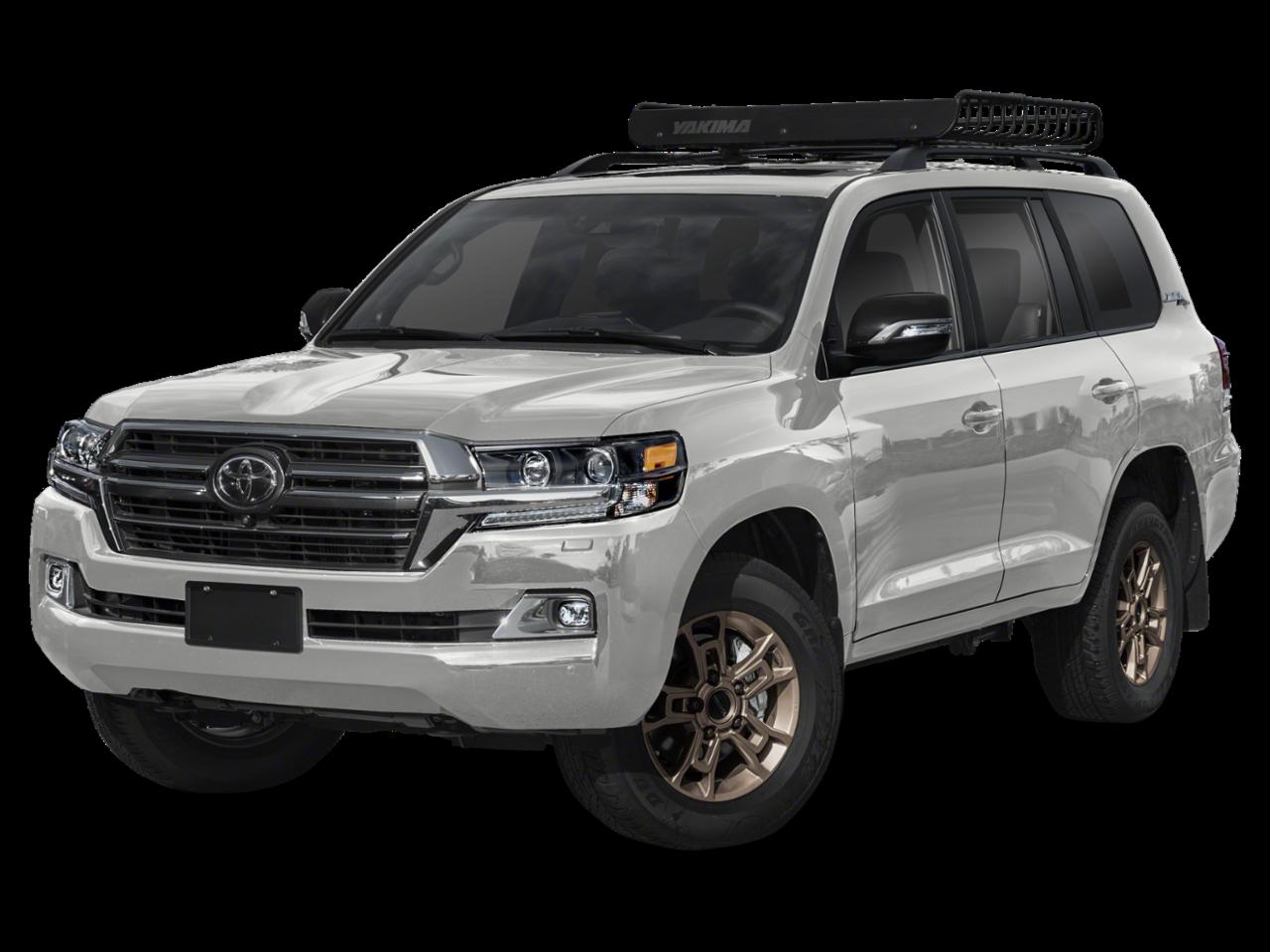 Toyota 2021 Land Cruiser Heritage Edition