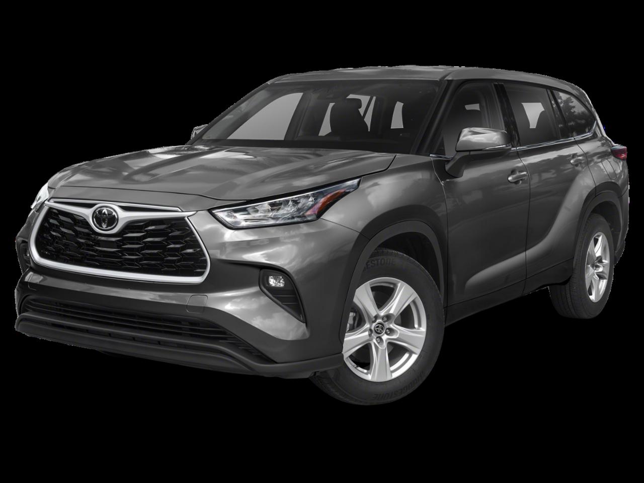 Toyota 2021 Highlander LE
