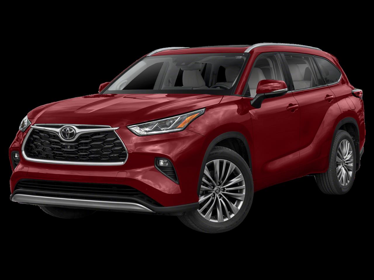 Toyota 2021 Highlander Platinum