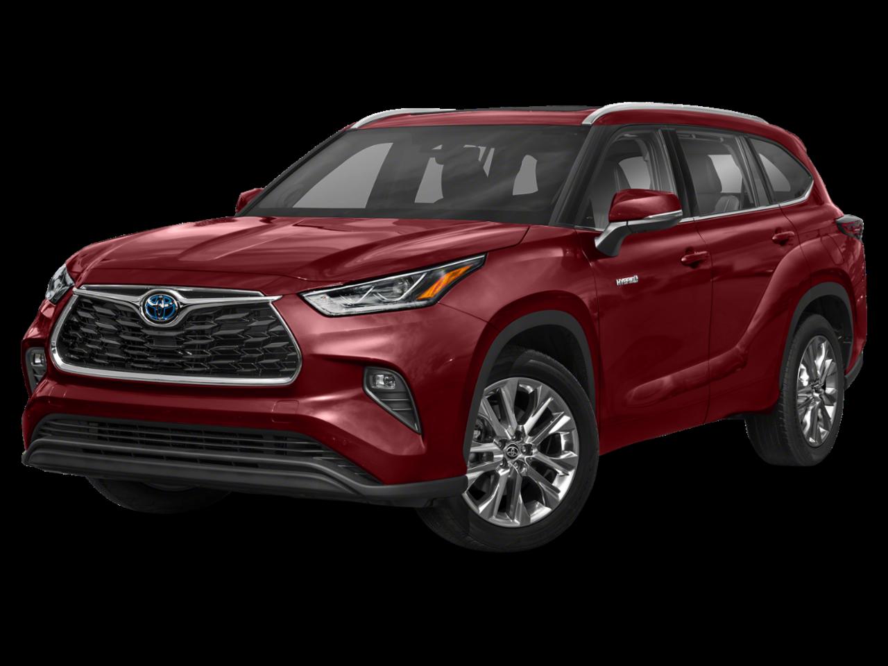 Toyota 2021 Highlander Hybrid Limited