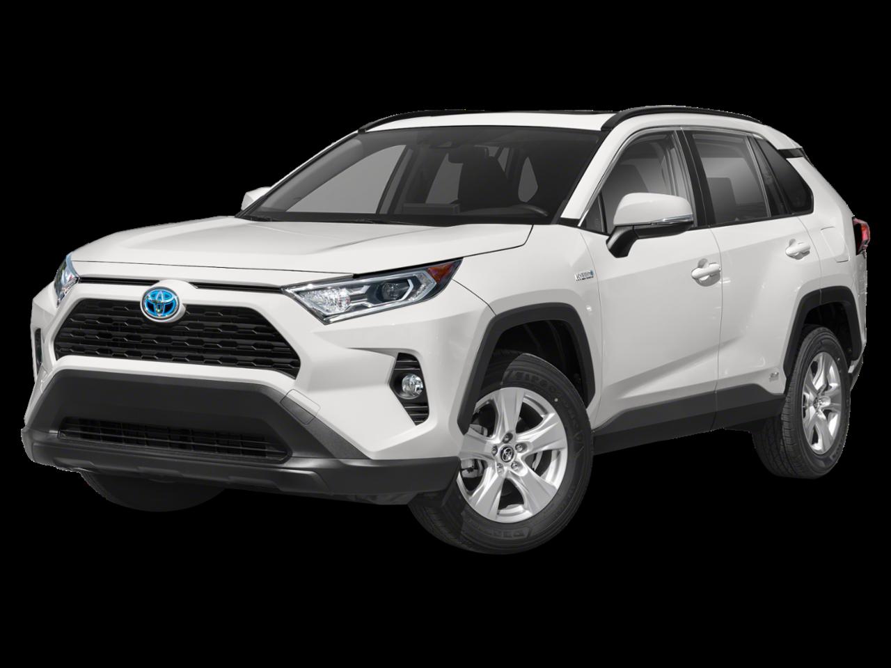 Toyota 2021 RAV4 Hybrid XLE
