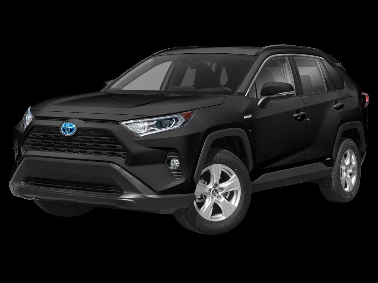 Toyota 2021 RAV4 Hybrid XLE Premium