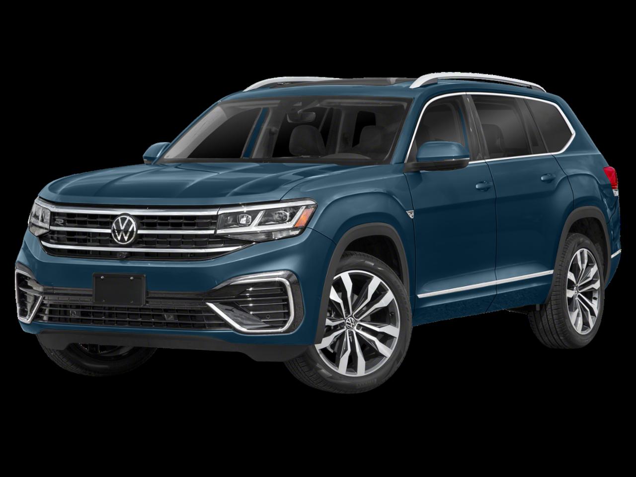 Volkswagen 2021 Atlas 3.6L V6 SEL Premium R-Line