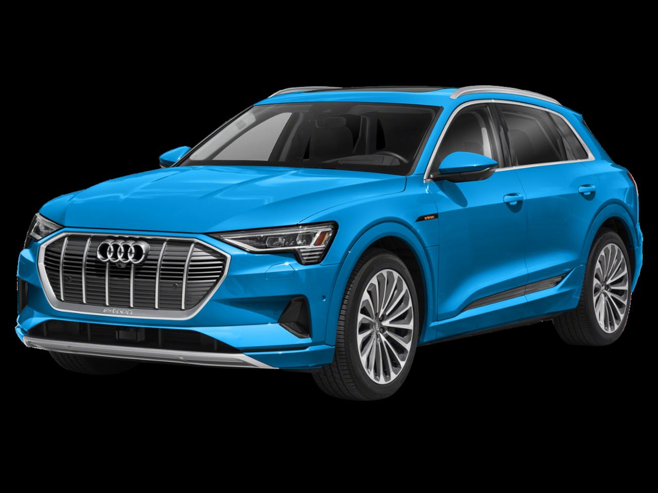 Audi 2022 e-tron Chronos
