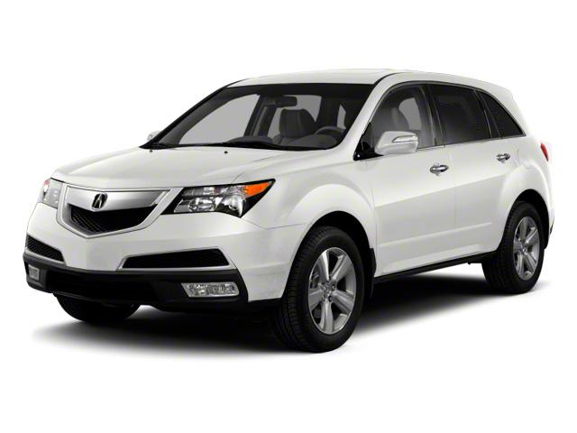 2010 Acura MDX Vehicle Photo in Butler, PA 16002