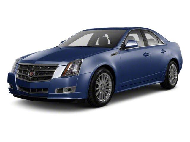 2010 Cadillac CTS Vehicle Photo in Moon Township, PA 15108