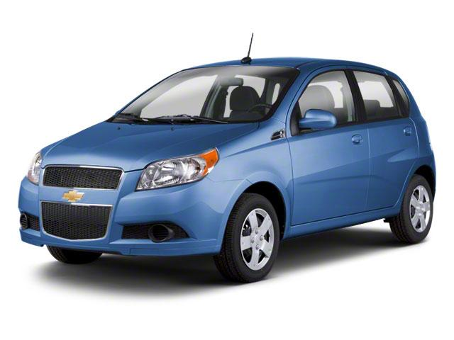2010 Chevrolet Aveo Vehicle Photo in Joliet, IL 60435