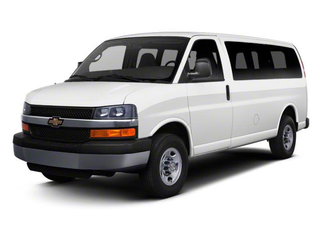 2010 Chevrolet Express Passenger Vehicle Photo in Colorado Springs, CO 80905