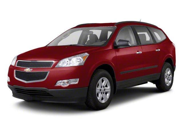 2010 Chevrolet Traverse Vehicle Photo in Portland, OR 97225