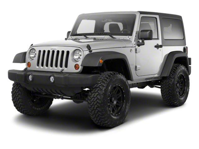 2010 Jeep Wrangler Vehicle Photo in Warrensville Heights, OH 44128