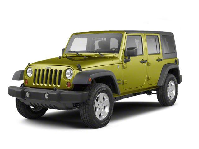 2010 Jeep Wrangler Unlimited Vehicle Photo in TEMPLE, TX 76504-3447
