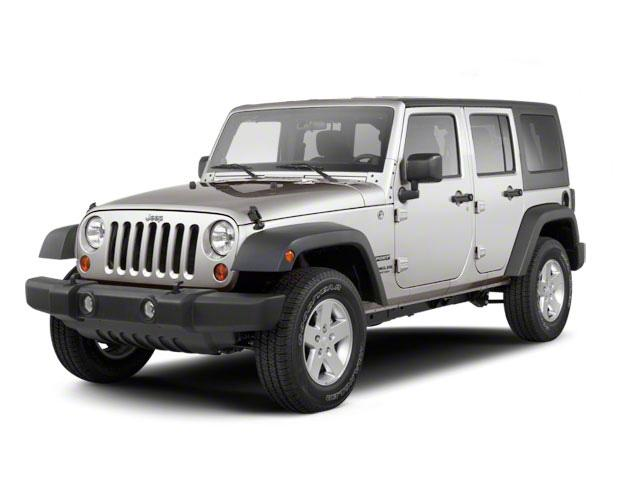 2010 Jeep Wrangler Unlimited Vehicle Photo in Wasilla, AK 99654