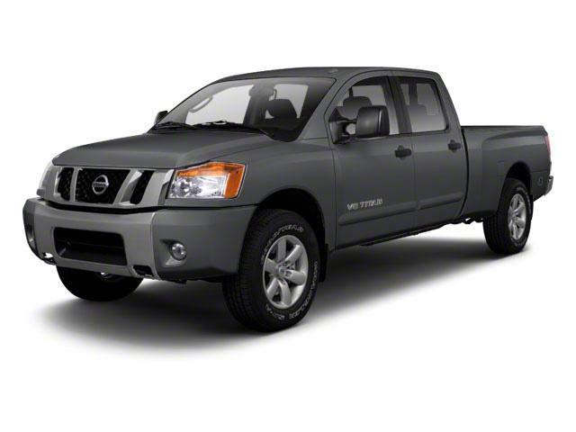 2010 Nissan Titan Vehicle Photo in Casper, WY 82609