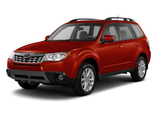 2010 Subaru Forester Vehicle Photo in Fort Worth, TX 76116