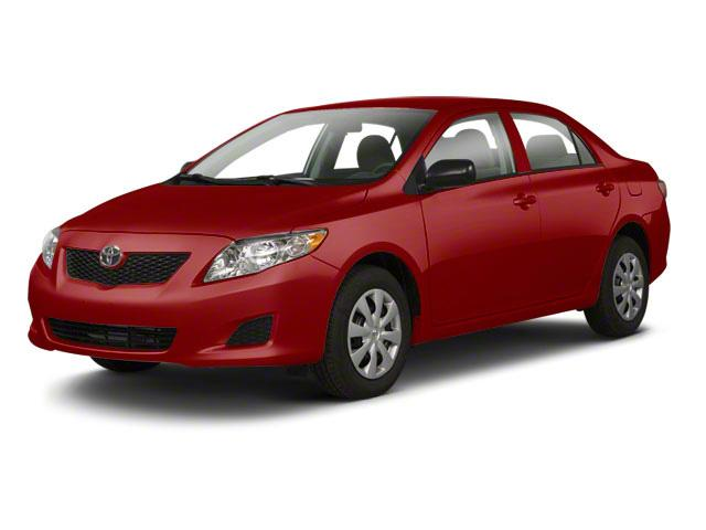 2010 Toyota Corolla Vehicle Photo in Colorado Springs, CO 80905