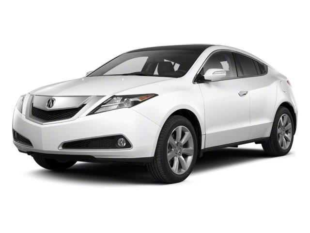 2011 Acura ZDX Vehicle Photo in Portland, OR 97225