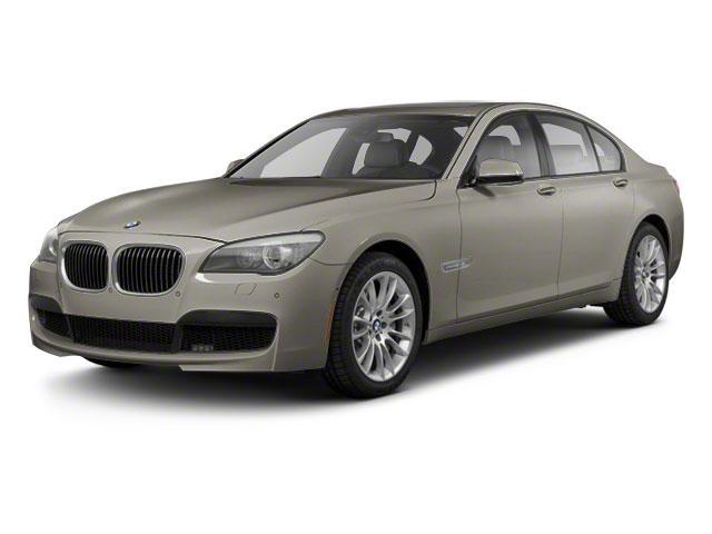 2011 BMW 750Li Vehicle Photo in Arlington, TX 76011