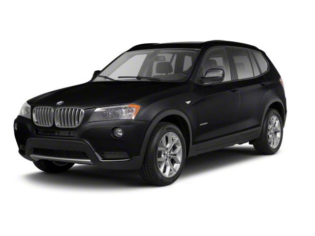 2011 BMW X3 35i Vehicle Photo in Colorado Springs, CO 80905