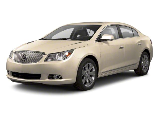 2011 Buick LaCrosse Vehicle Photo in Butler, PA 16002