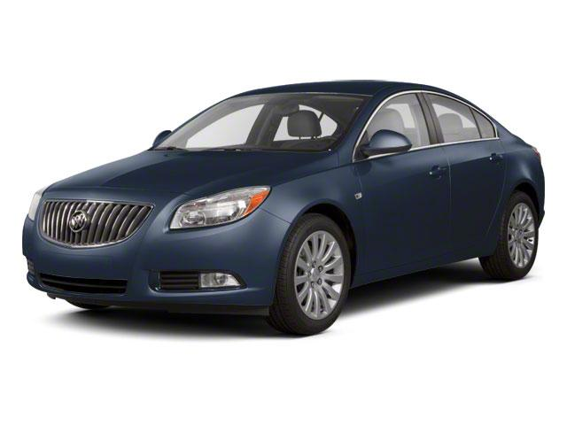 2011 Buick Regal Vehicle Photo in AKRON, OH 44320-4088