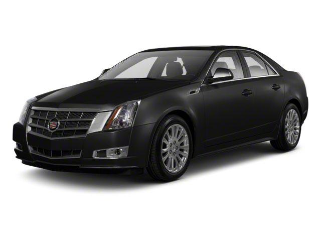 2011 Cadillac CTS Sedan Vehicle Photo in Madison, WI 53713