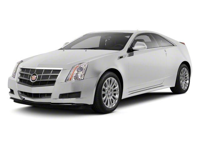 2011 Cadillac CTS Coupe Vehicle Photo in Norfolk, VA 23502