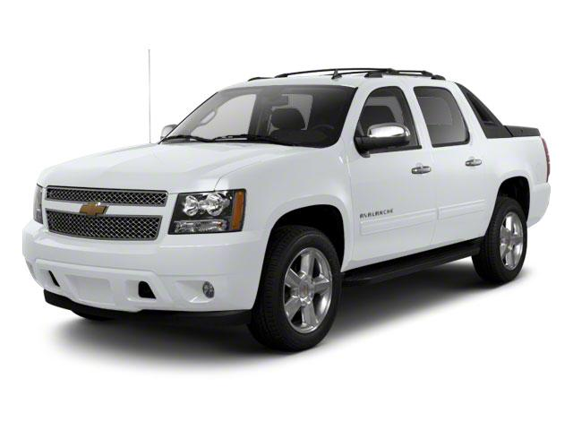 2011 Chevrolet Avalanche Vehicle Photo in Moon Township, PA 15108