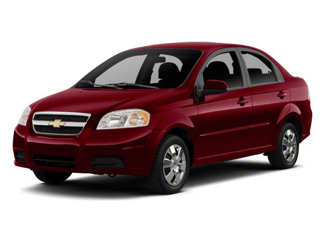 2011 Chevrolet Aveo Vehicle Photo in Redding, CA 96002
