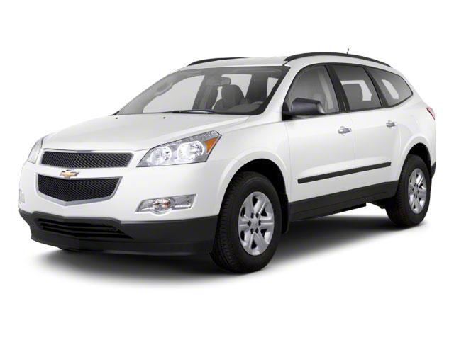 2011 Chevrolet Traverse Vehicle Photo in Portland, OR 97225