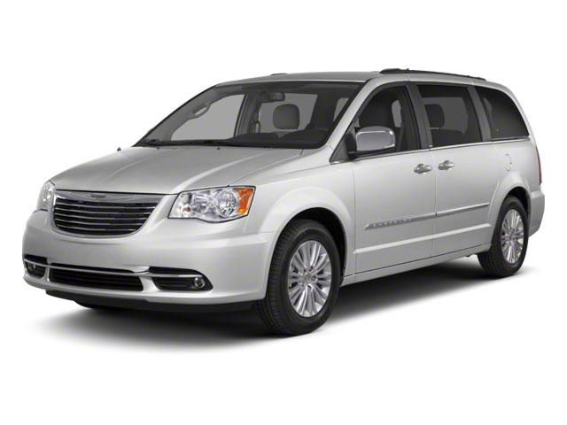 2011 Chrysler Town & Country Vehicle Photo in Burlington, WI 53105